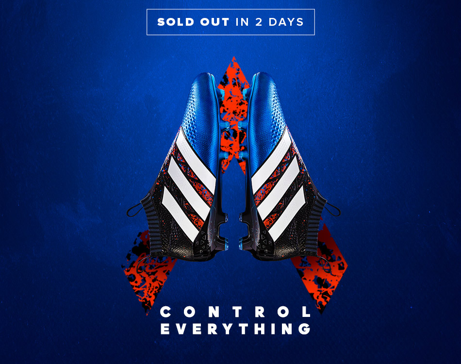 official photos 5a099 02f06 Order the adidas ACE 16+ PureControl and X 16+ PureChaos ...