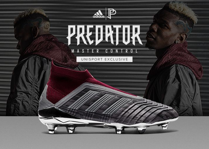 adidas x Pogba Collection Season Three