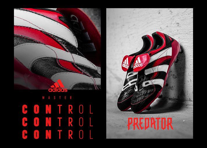 Bestel adidas Predator Accelerator 2018 bij Unisport!