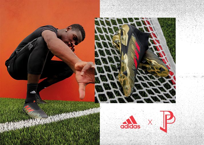 adidas x Pogba Collection Season Four