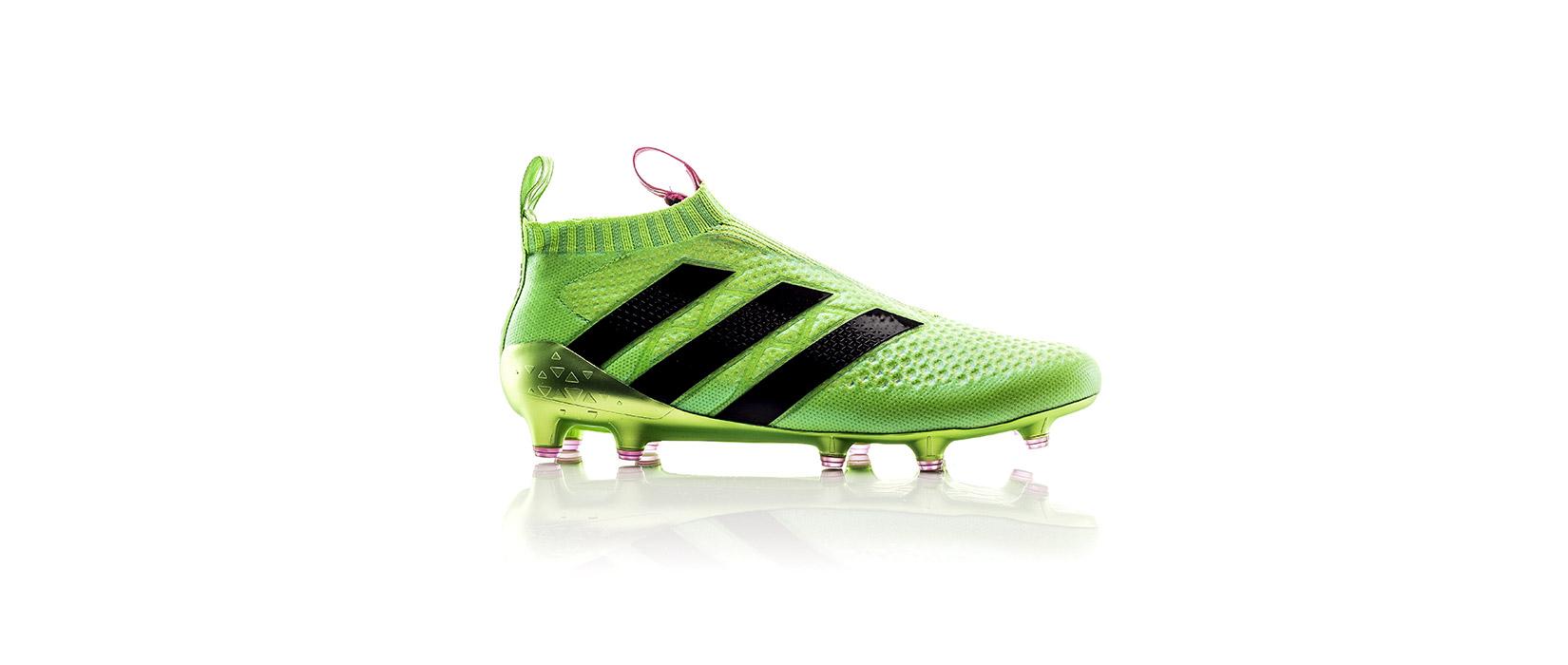 PureControl with adidas laceless Ace 16+  fa91fa518