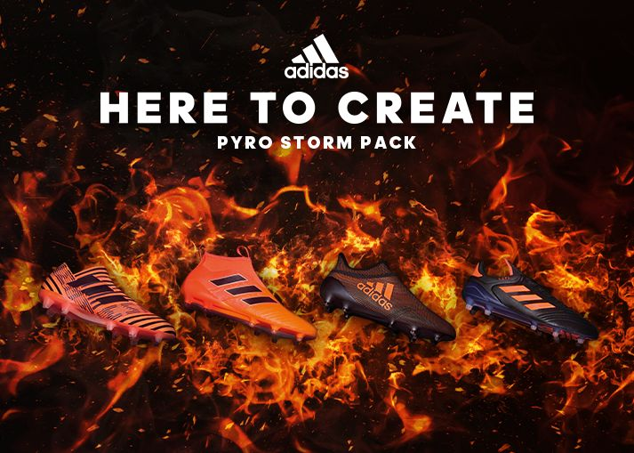 Get your adidas Pyro Storm Pack boots on unisportstore.com today
