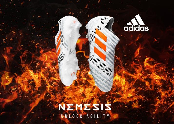 Kaufe den adidas Nemeziz 17+ 360Agility Messi bei Unisport