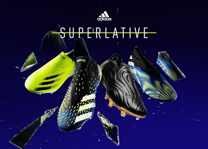 adidas Superlative | Ontdek de nieuwe Predator Freak bij Unisport