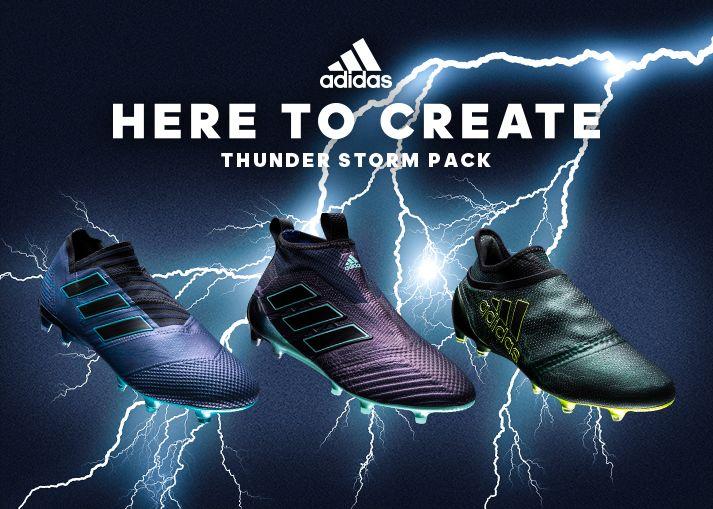 Bestel de adidas Thunder Storm voetbalschoenen nu bij Unisport!