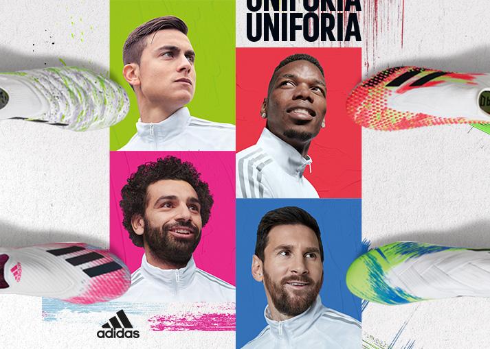 Køb adidas Uniforia hos Unisport nu