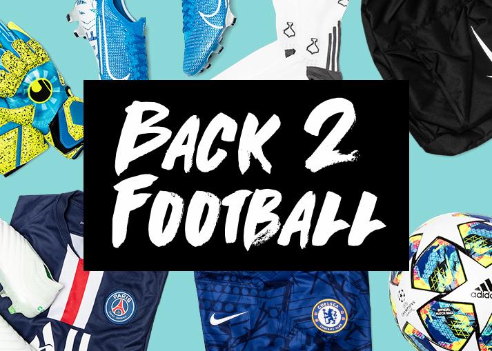Det är dags att dra igång med fotbollen igen! Hitta fotbollsutrustningen du behöver på Unisport.