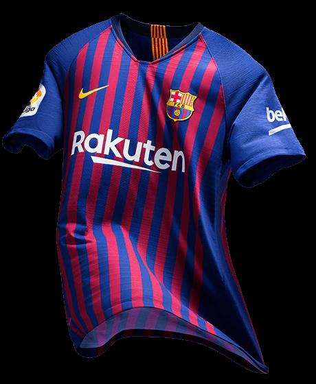 Fc Barcelone Sur Achetez Domicile 201819 Votre Maillot OWtv6