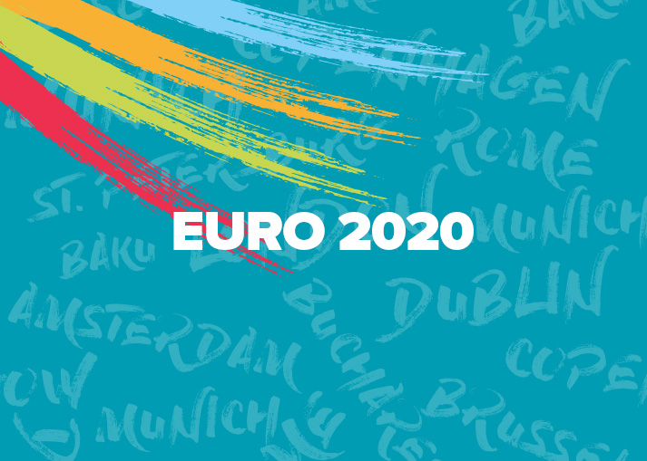 Euro 2020 | Buy your Euro 2020 kits and merchandise at Unisport