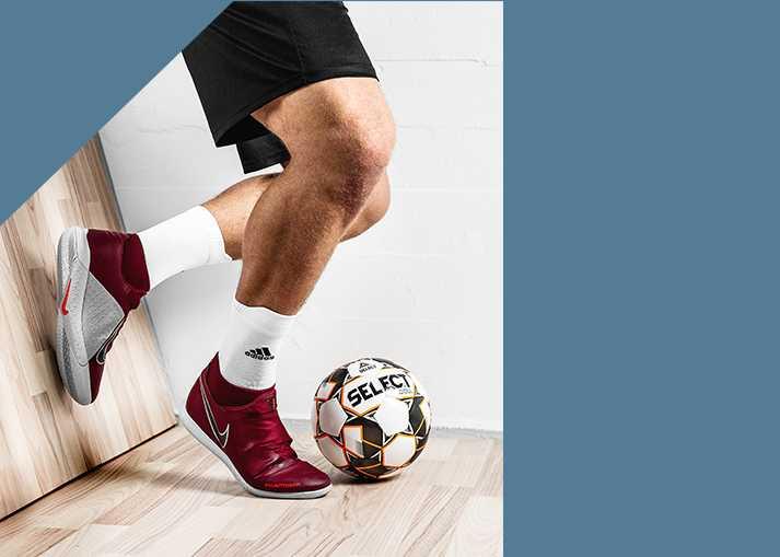 Bestel jouw zaalvoetbalschoenen bij Unisport!