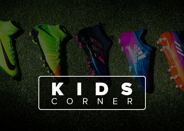 Buy football boots for kids on unisportstore.com - fast delivery