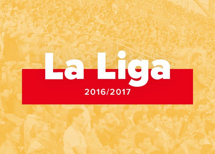 Besøg vores La Liga shop - køb din yndlings fodboldtrøje