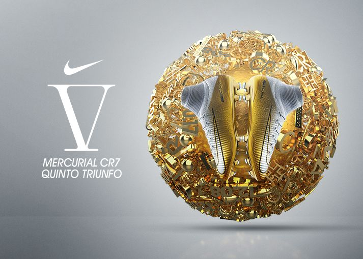 Buy your pair of the Nike Mercurial Superfly CR7 Quinto Triunfo Limited Edition on unisportstore.com