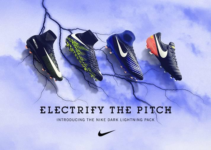 Koop de Nike Dark Lightning Pack op Unisportstore.nl.