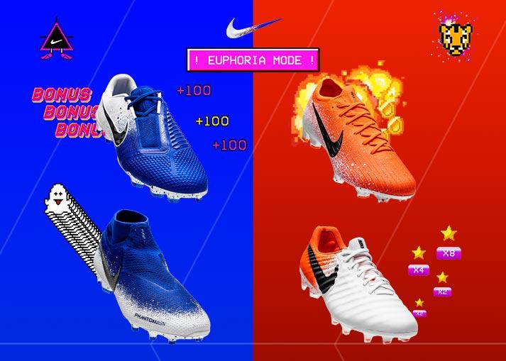 Bestel de Nike Euphoria Mode bij Unisport