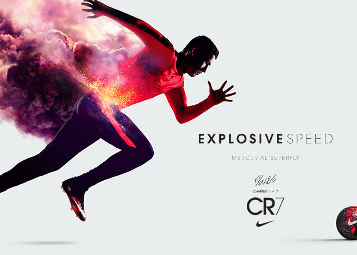 Nike CR7 - Chapter 1