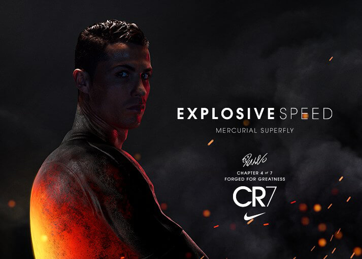 Køb Nike Mercurial Superfly V 'CR7 Chapter 4: Forged for Greatness' på Unisport.dk