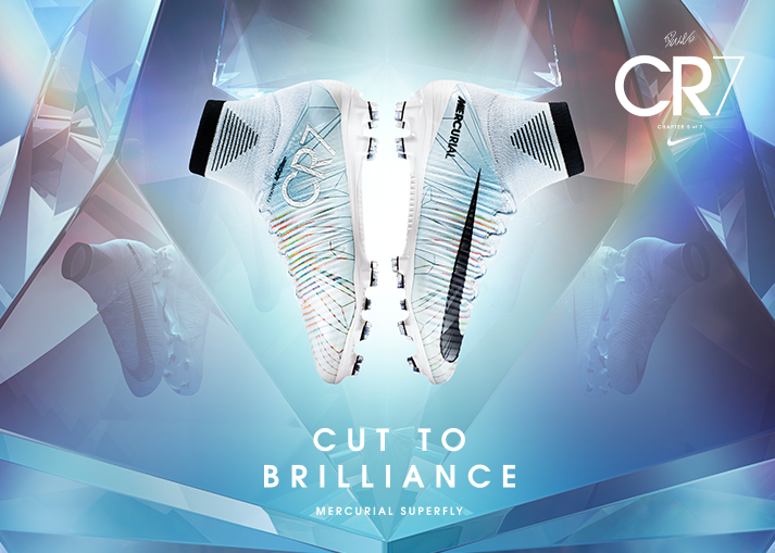 Køb dine Nike Mercurial Superfly CR7 Chapter 5: Cut to Brilliance hos Unisport