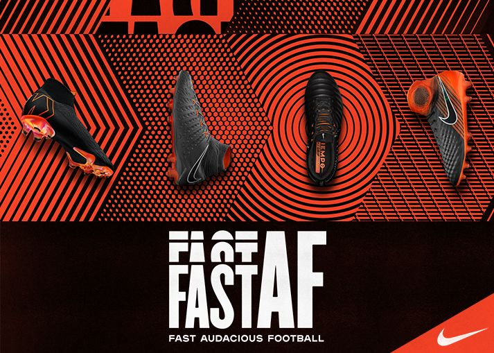 Buy the Nike Fast AF Pack on unisportstore.com right now