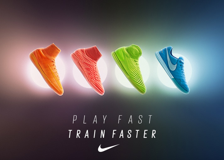 Nike Floodlights Glow Pack indoor football shoes - buy on unisportstore.com