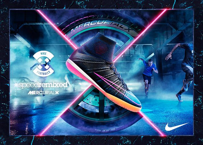 Nike FootballX Indigo Pack - Køb den nye sko hos Unisport