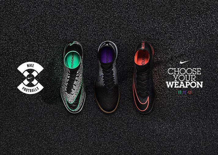 Nike FootballX Street | Køb dem online på Unisport