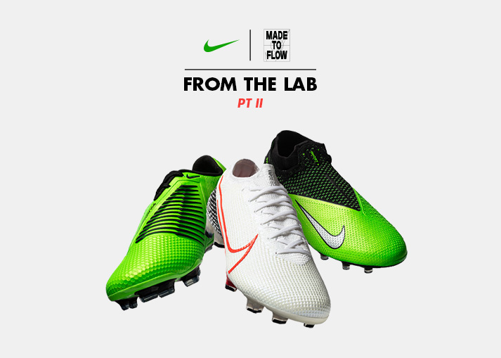 The Lab Pt. 2: The new boots from Nike. Buy them at Unisport.