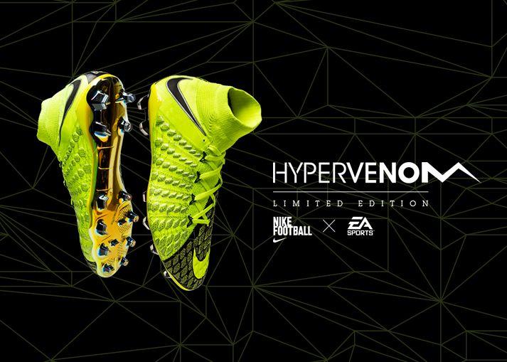 Køb dit par Nike x EA Sports Hypervenom 3 på Unisport.dk
