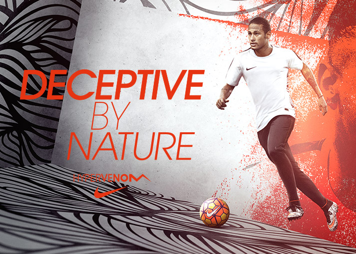 Nike Hypervenom Phantom II - Neymar Ousadia Alegria støvle