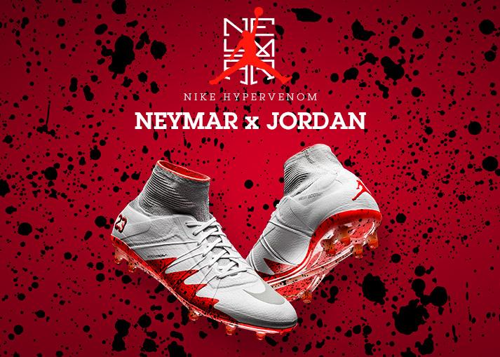 Koop nu jouw NEYMAR X JORDAN Hypervenom voetbalschoenen op Unisportstore.nl