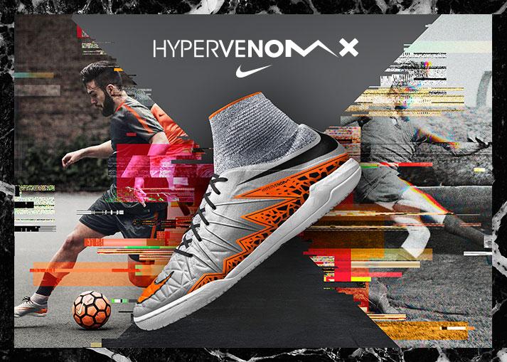 Nike HypervenomX & Select Strike Woven 2