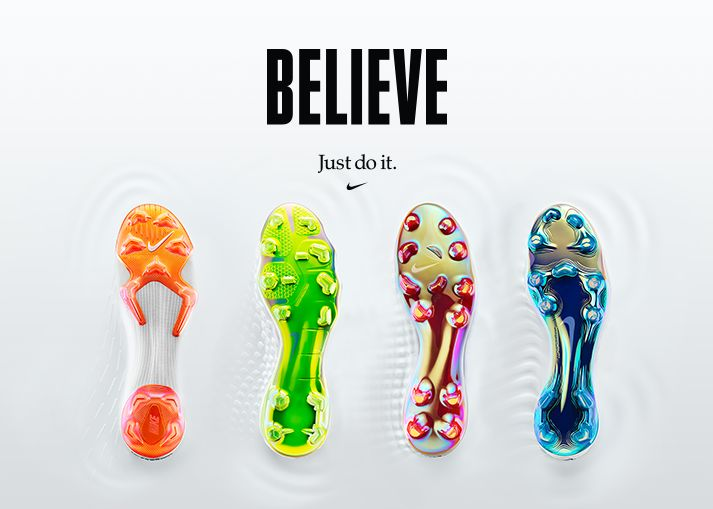 Sei bereit für die Weltmeisterschaft mit dem Nike Just Do It Pack. Sichere es dir jetzt bei Unisport.