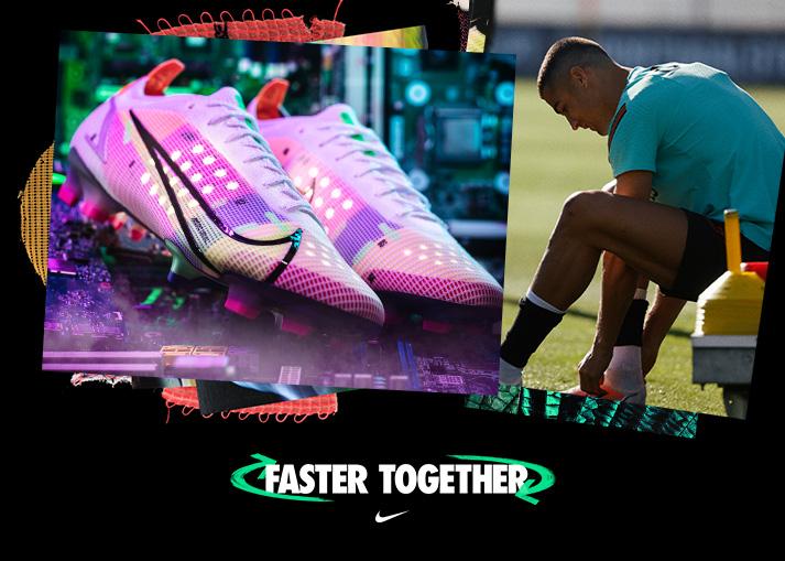 Nike Mercurial Dragonfly bij Unisport