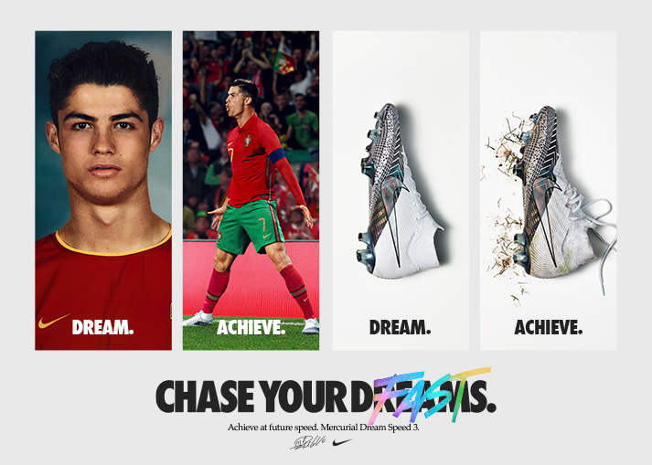Explore the Nike Mercurial Dream Speed 3 boots
