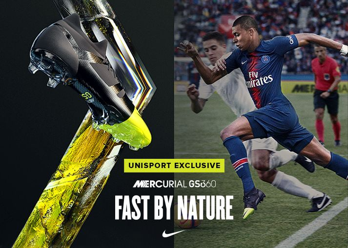Get the Limited Edition Nike Greenspeed 360 football boots at Unisport