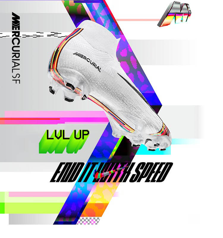 4344099951a5 Shop Nike Mercurial Superfly LVL Up at Unisport