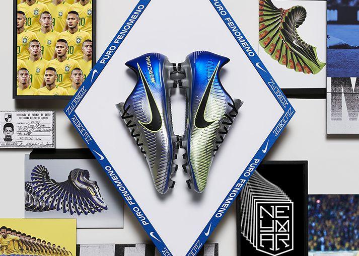 Bestel jouw eigen paar Nike Mercurial Vapor NJR Puro Fenomeno bij Unisport!