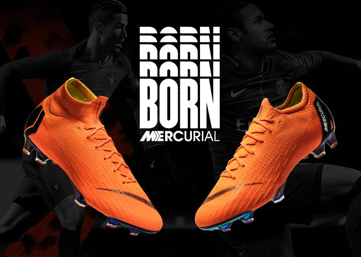 Get your pair of the Nike Mercurial Vapor and Superfly 360 boots on unisportstore.com