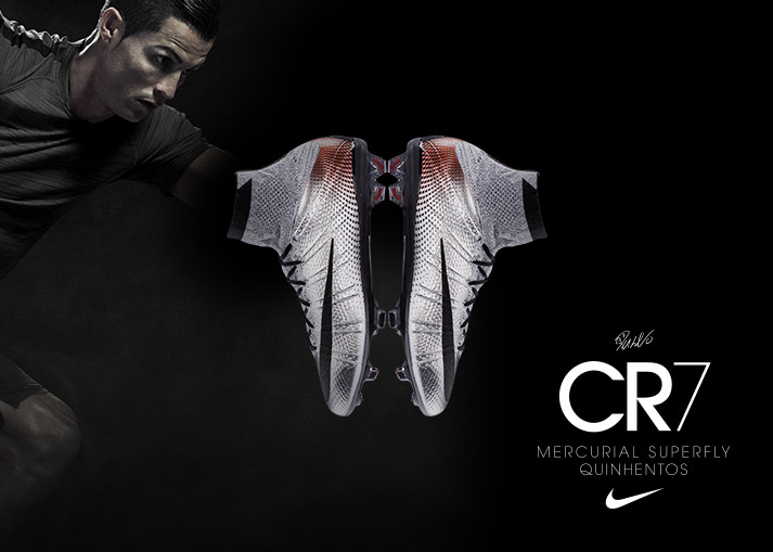 Nike celebrate CR7 with a new Mercurial Superfly - Quinhentos