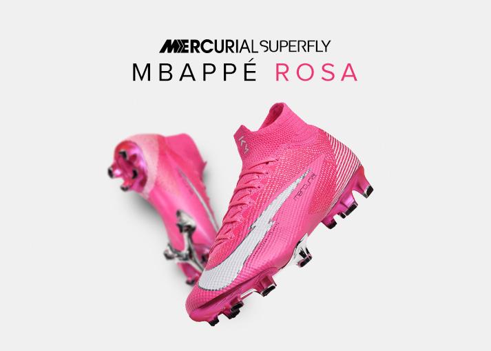 Mercurial Superfly Mbappé Rosa