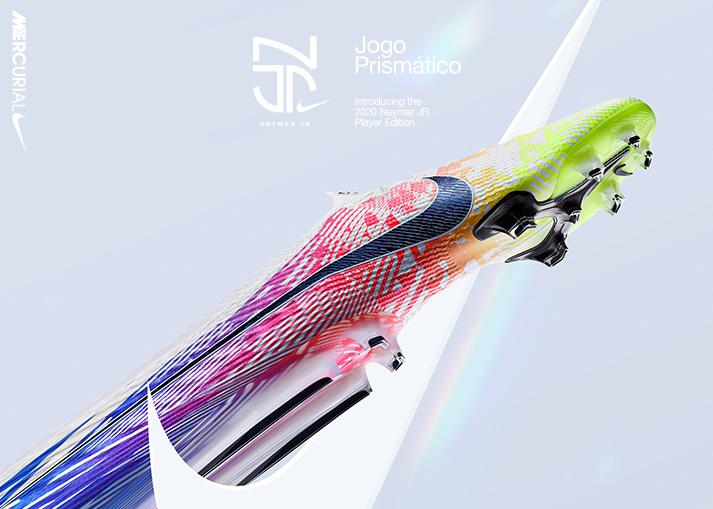 Køb dine Nike NJR Mercurial Jogo Prismático