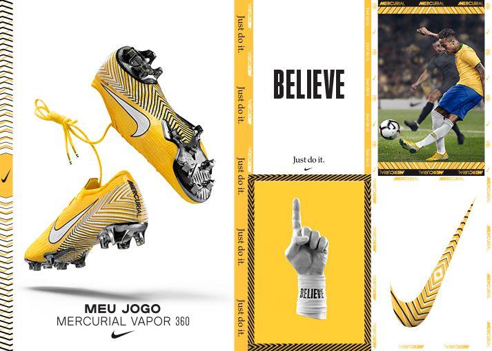 Køb den seneste Nike Mercurial Vapor Meu Jogo