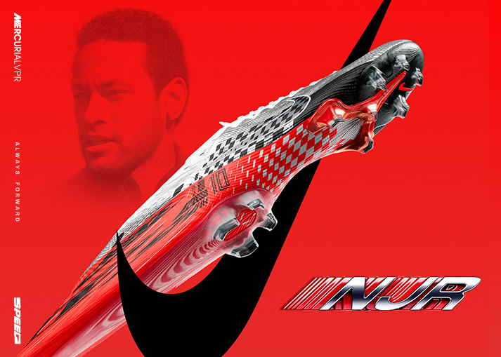 Bestel je Nike NJR Mercurial Speed Freak