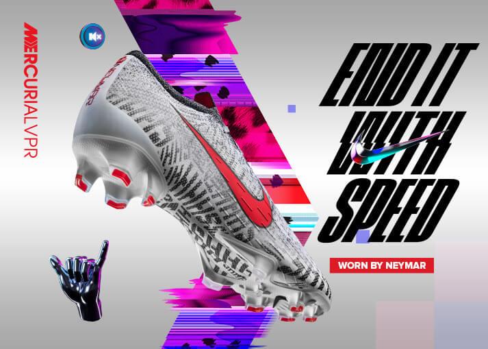 Køb dine Nike Mercurial Vapor NJR Silêncio.