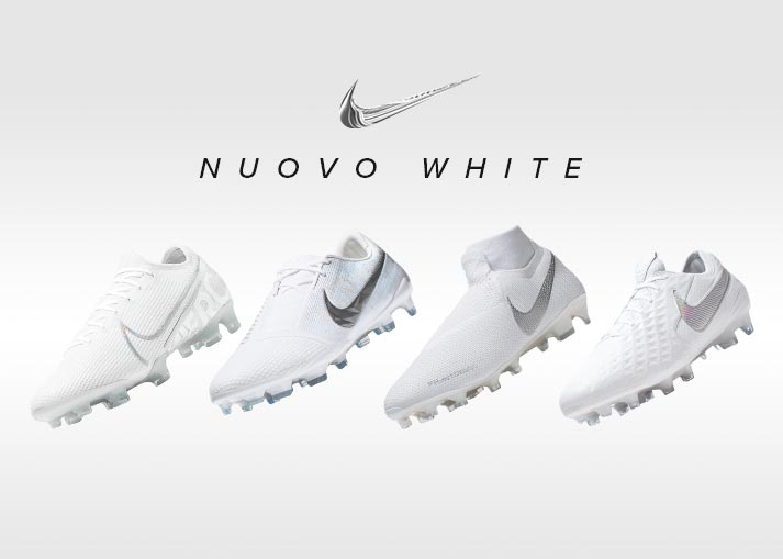 Buy the Nike Nuovo White Pack at Unisport
