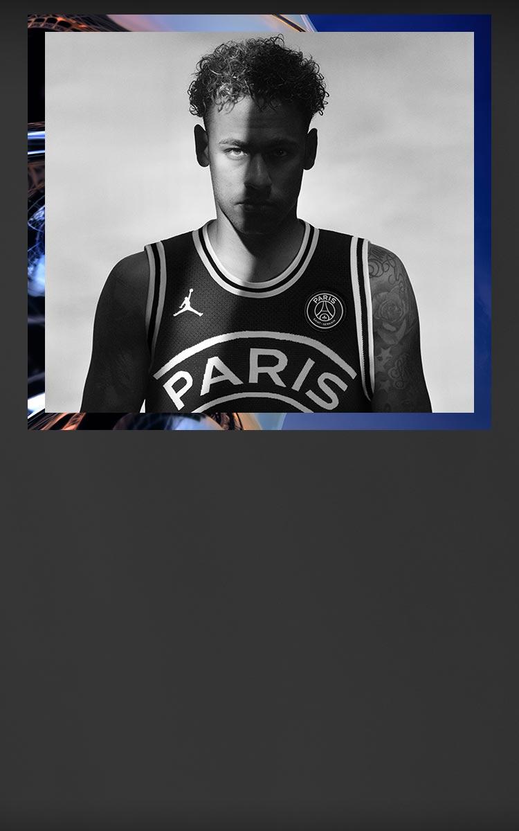 new styles 0143e 63591 Jordan x Paris Saint Germain