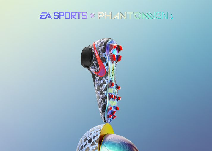 Get the Nike PhantomVSN x EA Sports Limited Edition football boots at Unisport