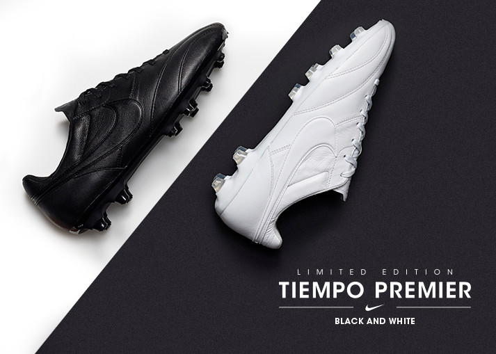 Køb Nike Premier Limited Edition Black & White hos Unisport - Gratis fragt