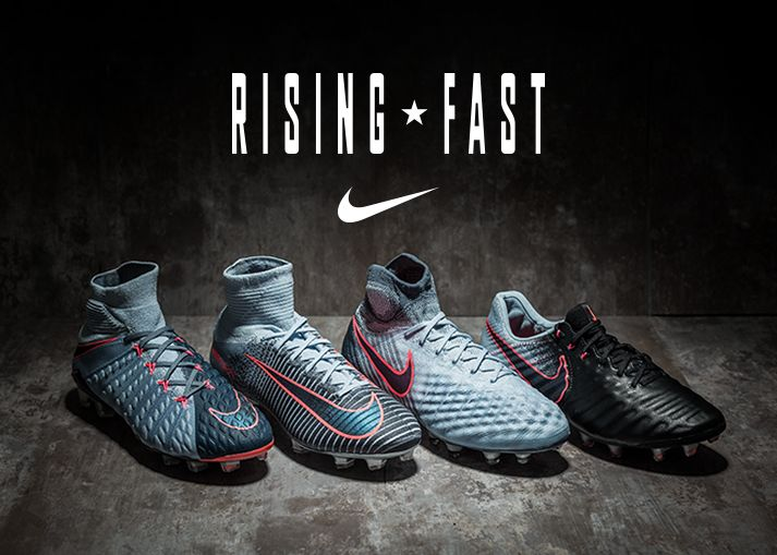 Get your Nike 'Rising Fast' football boots on unisportstore.com today