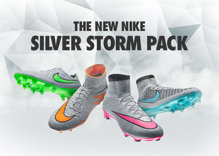 Nike Silver Storm Pack